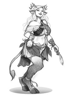 Belongs to Simeon! Fantasy Character Design, Character Creation, Character Design Inspiration, Character Art, Dungeons And Dragons Characters, Dnd Characters, Fantasy Characters, Female Characters, Fantasy Creatures