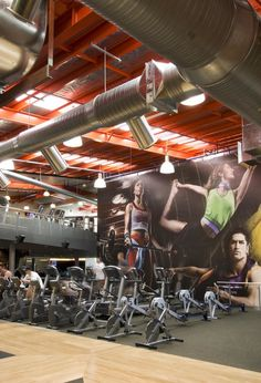 Les Mills Lower Hutt — S&T  #lighting #STlighting #sport #lightingdesign #wellington #NZ #LesMills Pay Heed, Changing Spaces, The Hutt, Les Mills, Energy Conservation, Reception Areas, Fitness Studio, How To Level Ground, Fun Workouts