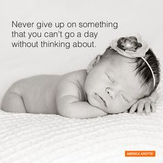 Great advice if you're waiting to adopt. Check out our 101+ other inspirational quotes for hopeful adoptive parents!