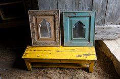 Miroir en bois patine ancienne type oriental/arabesque Temple Indien, Miniature, Arabesque, Caravan, Oriental, Hindu Temple, Indian Crafts, Weathered Wood, Miniatures