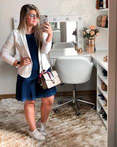 Moda Adolescente Feminina Gordinha 44 Ideas For 2019 Source by adolescente gorditas Curvy Fashion Summer, Fat Fashion, Modest Fashion, Trendy Fashion, Fashion Outfits, Curvy Girl Outfits, Plus Size Outfits, Classy Outfits, Casual Outfits