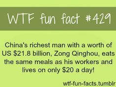 china's richest man MORE OF WTF-FUN-FACTS are coming HERE funny and weird facts ONLY