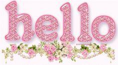 Animated Gif by JoanBlalock Cute Good Morning Quotes, Cute Good Night, Good Morning Texts, Good Morning Gif, Morning Images, Hello Pictures, Hello Pics, Gif Pictures, Hello Quotes