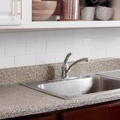Removable Tile Backsplash For Renters