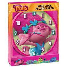 Home Decor Childrens Wall Clock, Trolls Los Trolls, Star Wars Shop, Daughters Room, 9th Birthday, Funko Pop Vinyl, Diy Wall, First Night, Brand You, Poppies