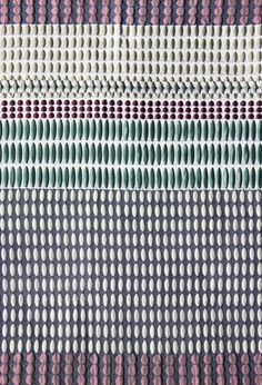 Minard Fabric. Cotton, Polyester and Acrylic. Kaleidoscope Collection. Margo Selby. Textile Design.