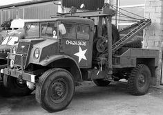 Gar Wood Industries was a longtime military supplier of hoists and dump bodeis to the US Government and during the Second World War constructed tow trucks and service bodies for the US Army.