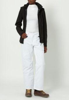 Twintip Performance - Pantalón de nieve - white White Jeans, Pants, Fashion, Vestidos, Wraps, Moda Femenina, Feminine Fashion, Elegant, Women