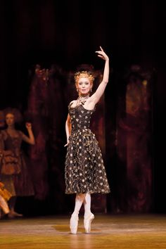"Sarah Lamb in ""Manon"" (Royal Ballet). Photo: Johan Persson"