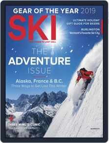 Ski (Digital) Subscription December 1st, 2018 Issue Ski Magazine, December 1st, Clinic, Skiing, Author, France, Adventure, Digital, Ski