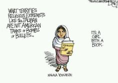 Today has been declared Malala Day by the United Nations
