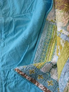 My Quilt-As-You-Go Process – A tutorial (of sorts)…interesting method... may try this