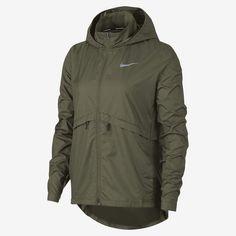 47ad86f86556 Nike Women s Packable Running Rain Jacket Essential