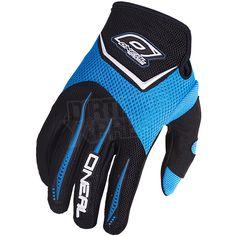 2016 ONeal Element Kids Motocross Gloves - Sky Blue