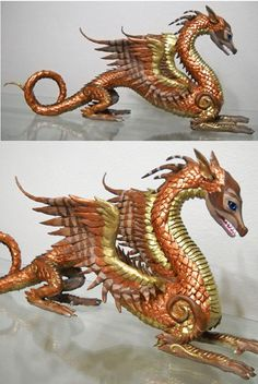 Dragon by kimrhodes.deviantart.com on @deviantART