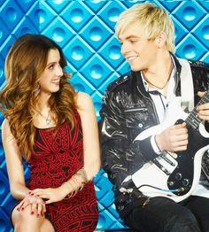 Austin and Ally Season 3 PhotoShoot