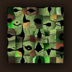 The puzzle - framed digital art for sale Find more details at: www.artdigital.ca/shop