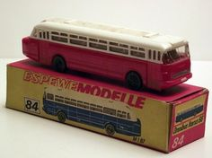 Scale model cars by ESPEWE Modelle from former east Germany. East Germany, Vintage Models, Scale Models, Diecast, Two By Two, Cars, Model Trains, Childhood Memories, Autos