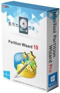 Download MiniTool Partition Wizard Professional 10.0