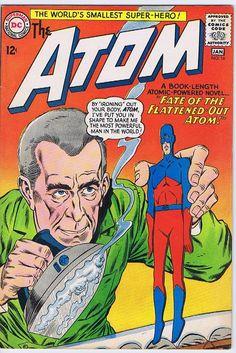 The Atom #16.  www.ephemeritor.com