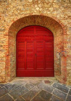 Chianti, Tuscany, Italy door