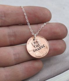 hand stamped jewelry ideas