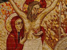 Capilla Redemptoris Mater, Vaticano. P. Marko I. Rupnik, sj