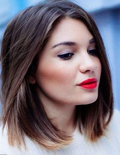 40 Short Ombre Hair Cuts for Women – Hottest Ombre Hair Colors – Beauty Hacks Bob Hairstyles 2018, Long Bob Haircuts, Pixie Haircuts, Hairstyles Haircuts, Trendy Hairstyles, Brown Hairstyles, Brunette Hairstyles, Asymmetrical Hairstyles, Volume Hairstyles