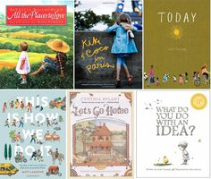For the Love of Kid Lit: Our 50 Favorite Picture Books - Enjoying the Small Things