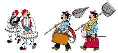 Les Aventures de Tintin - Los Fernández
