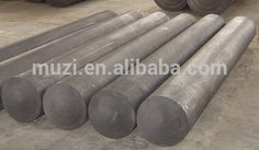 China Manufacture Graphite Product Graphite Rod for metal casting