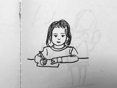Iris de Moüy - sketchbook