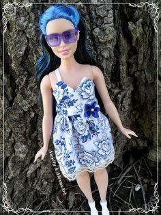 afb561e66e00 7 Best Curvy Barbie Fashions images