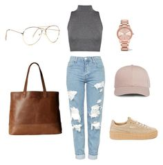 Untitled #9 by tmort on Polyvore featuring polyvore, fashion, style, WearAll, Topshop, Puma, SOREL, Michael Kors and clothing