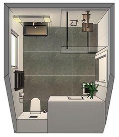 Grundriss komfort duschbad bad pinterest duschbad for Minimalistisches haus grundriss