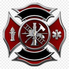 Firefighter Symbol, Maltese Cross Firefighter, Firefighter Decals, Firefighter Pictures, Firefighter Gifts, Volunteer Firefighter, Firefighter Tattoos, Fire Dept, Fire Department