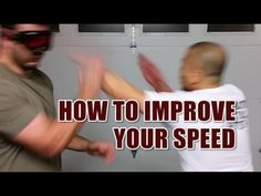 WING CHUN APPLIED CONCEPTS Epi 9 : Is it possible to Improve Speed? - Adam Chan - YouTube