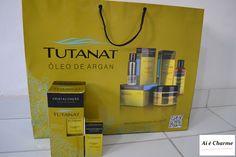 Linha de óleo de argan Tutanat, da Rishon. Para deixar os cabelos saudáveis. Encontre na nossa loja http://www.rishonloja.com.br/linhas-de-produtos/linha-oleo-de-argan.html