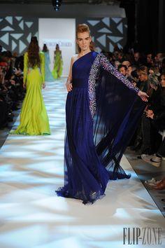 Georges Chakra Printemps-été 2013 - Haute couture…