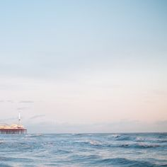 Brighton Beach & Pier, shot on film