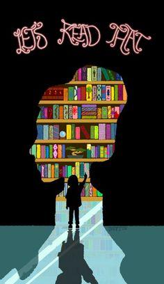 I invite you to come … the library / Te invito a entrar… a la biblioteca (ilustración de Joyces Lim)