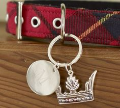 A personalized tag for a prince pooch. #potterybarn #pbpet