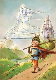 The Princess And The Pea by Benjamin Giletti [©2012]