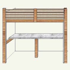 About low loft beds on pinterest lofted beds loft and bunk bed