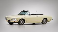 Chevrolet Corvair Monza Convertible Coupe 1969