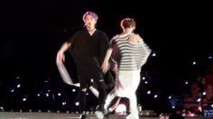 "170714 EDGE Concert ""MY I"" 세븐틴 (Seventeen) 준, 디에잇 직캠 JUN, THE8 FOCUS - YouTube"