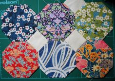 English Paper Piecing: My New Favourite Craft