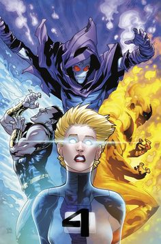 FANTASTIC FOUR #643 Sue Storm and Sleepwalker