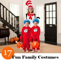 Going as the cat in the hat this year! My boys are definately my thing 1 and thing 2!!!!!