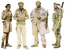 LRDG - Long Range Desert Group